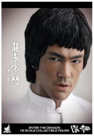 Bruce Lee Hot Toys Action Figure